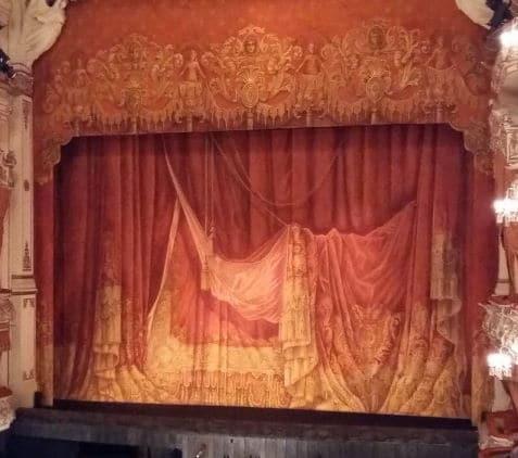 oper - ballett